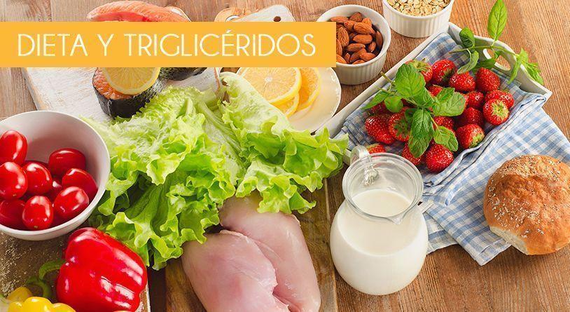 dieta y triglicéridos