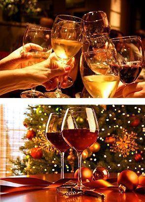 exceso de alcohol en navidad