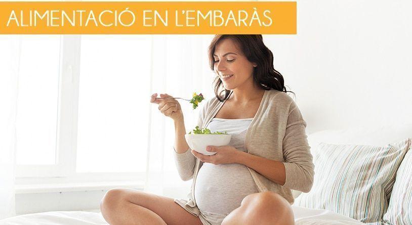 dieta embarassades