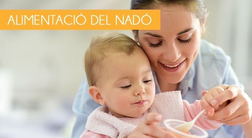 aliments per al nadó