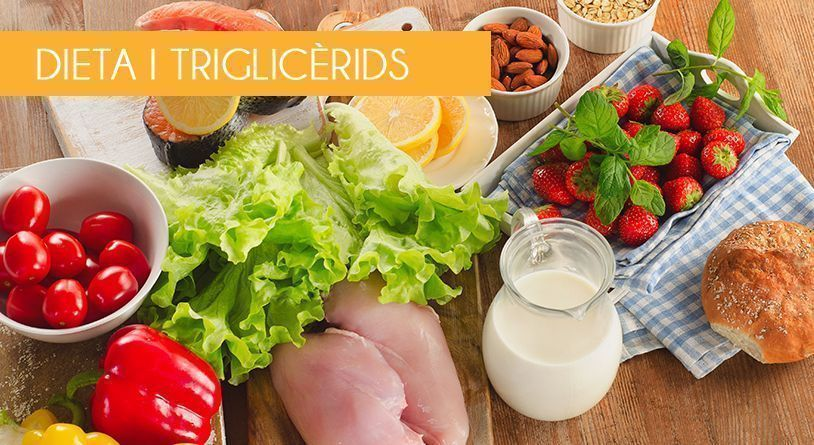 triglicerids i alimentació