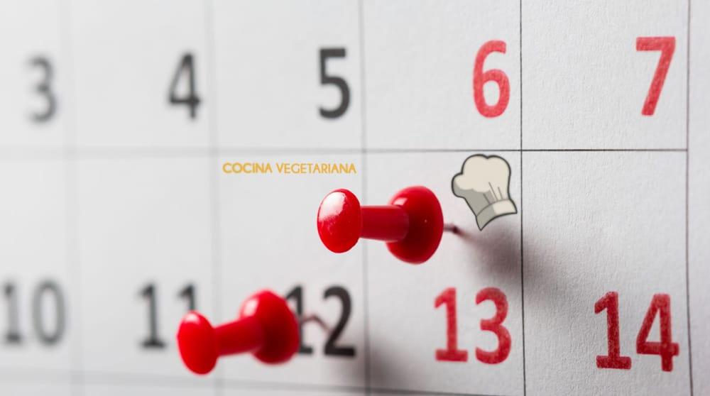 L'agenda bàsica del dietista – nutricionista per al 2019
