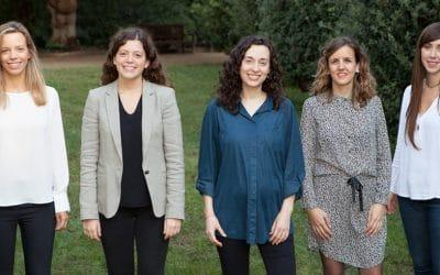 Año nuevo, proyecto profesional nuevo: Centro de nutrición Júlia Farré