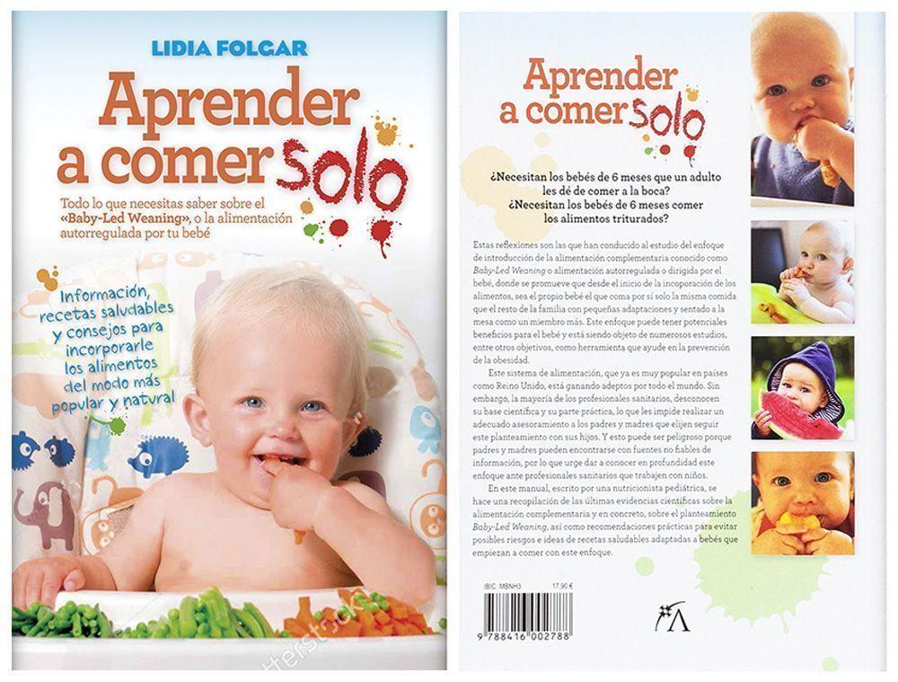 baby led weaning lidia Folgar