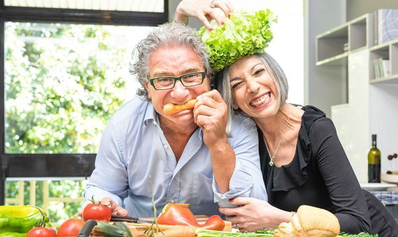 comida y salud