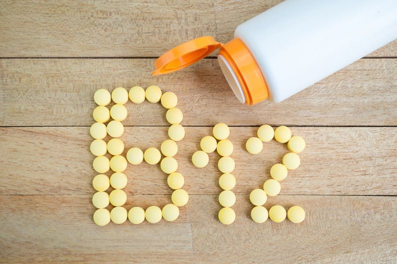 Vegetarianismo y vitamina B12