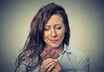 menjar xocolate amb ansietat