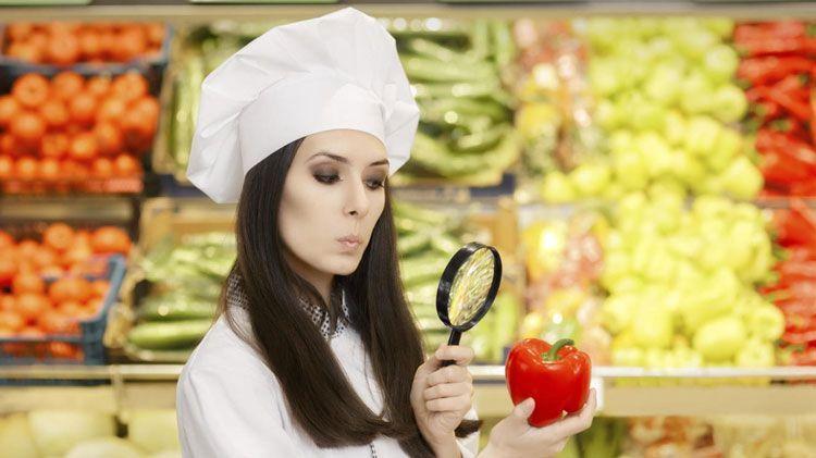 Desmentint mites alimentaris: Les verdures