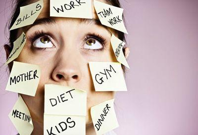estrés y dieta