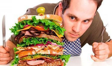 aumento de apetito