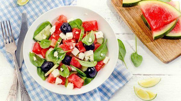 recomendaciones nutricionales para el verano
