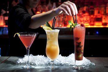 calorías y bebidas alcohólicas