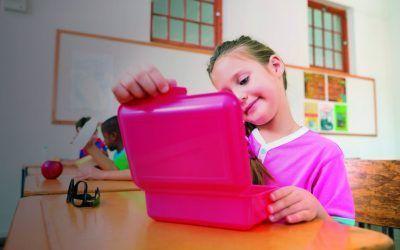 LA VUELTA AL COLE, ¿Qué meriendan los niños? (Reto 1)