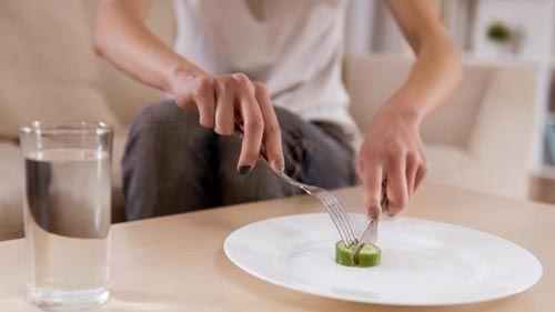 trastorno alimenticio