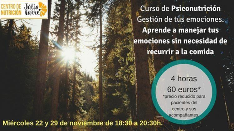 curso psicología y emociones
