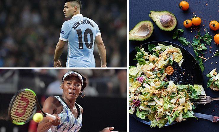 dieta para deportistas vegetarianos