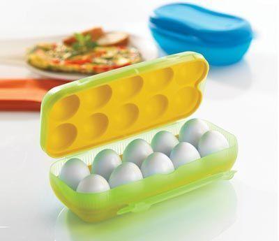 envase para huevos en nevera