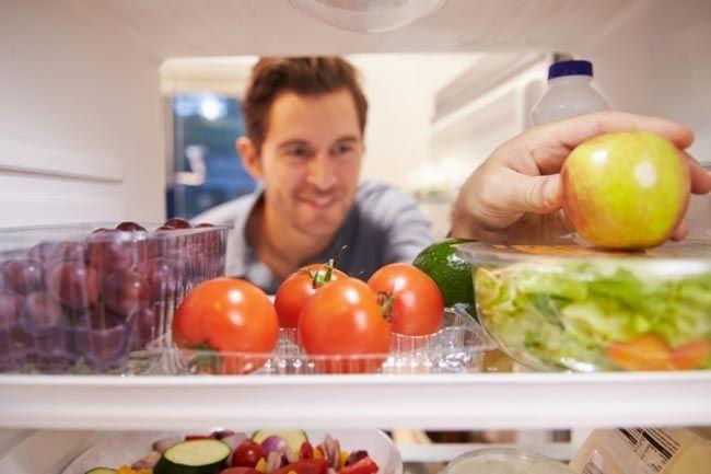organización del frigorífico