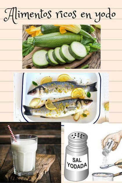 tiroides qué dieta hacer