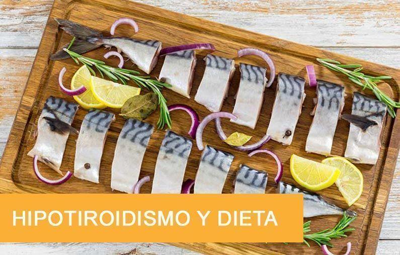 dieta hipotiroidismo