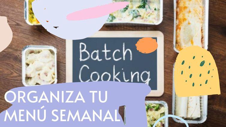 batch cooking qué es