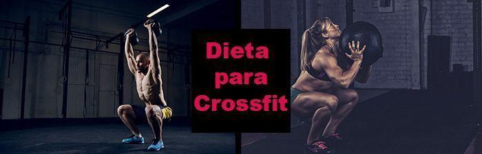 Dieta para la práctica de Crossfit ¿Qué debes tener en cuenta?
