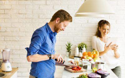Tipos de cocción de alimentos y sus características