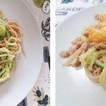Recepta d'espaguetis a la calacurry
