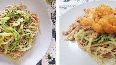 Receta de espaguetis a la calacurry