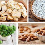 ¿Qué alimentos con calcio pueden sustituir a la leche?