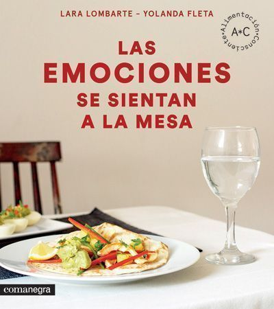 libro las emociones se sientan a la mesa