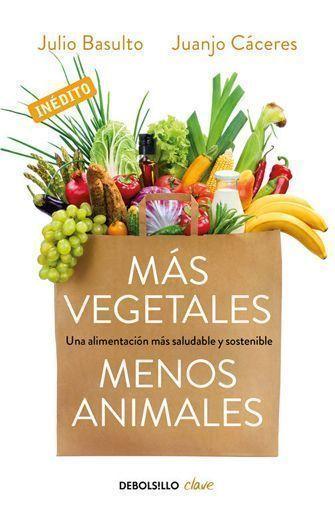dia del libro. Más vegetales menos animales