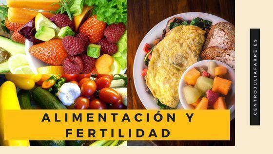 alimentos para mejorar la fertilidad femenina