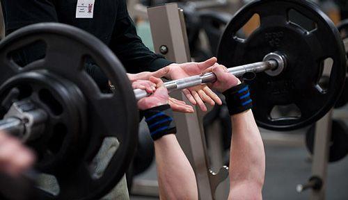 whey protein en deportes de fuerza
