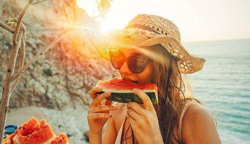 dieta durant l'estiu