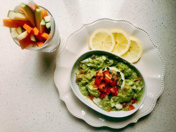guacamole per menjar rapid