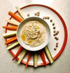 recepta hummus cassolà