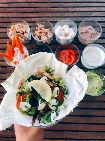 wrap recepta per menjar rapid