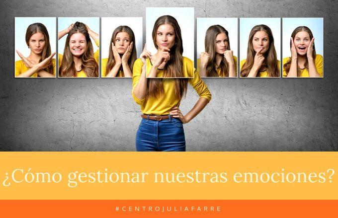 ¿Cómo gestionar las emociones?