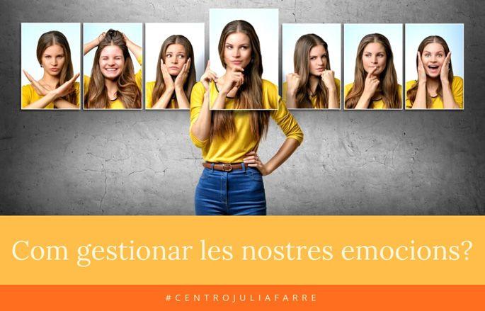 Com gestionar les emocions?