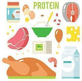 proteínas para crecimiento muscular