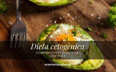 Dieta cetogènica: comparatives i evidència científica