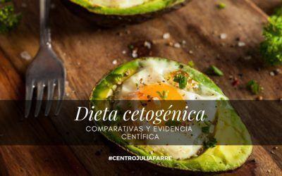 Dieta cetogénica: comparativas y evidencia científica