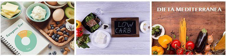 dieta cetogènica o dietas low carb