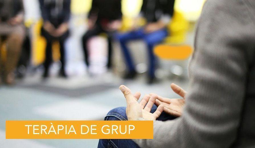 psicoterapia en grup