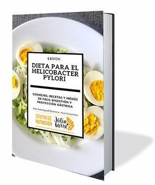 libro dieta helicobacter