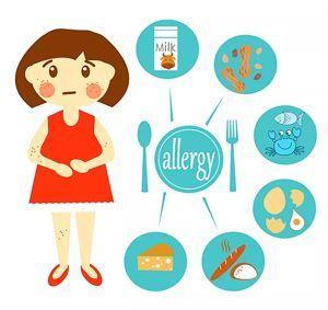menus para alérgicos en colegios