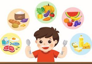 frecuencia consumo de alimentos en colegios