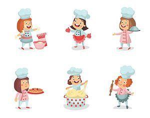 tipos de cocinados