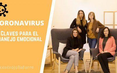 Consejos psicológicos para pasar los días de confinamiento por Coronavirus